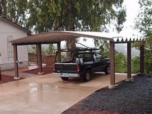 Carport in St. Augustine, Florida