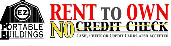 no credit sheds  bunnell fl